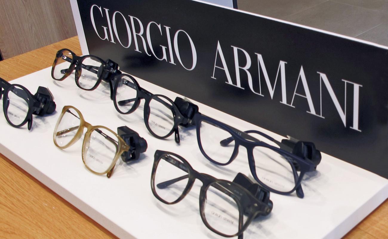 Occhiali da vista Giorgio Armani