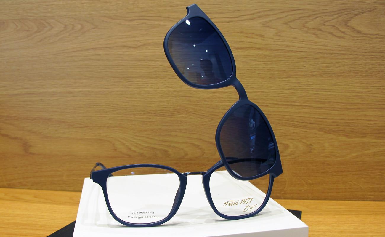Occhiali da Vista e da Sole insieme in un'unica soluzione